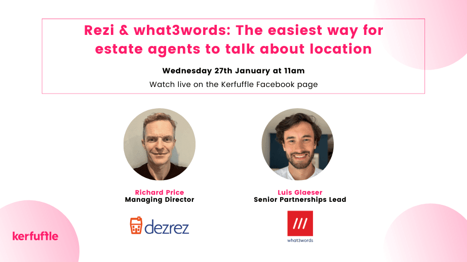 Rezi and what3words Kerfuffle webinar